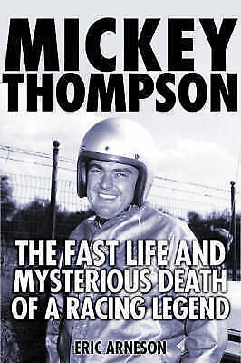 *** RARE MICKEY THOMPSON Hb book in EXCELLENT condition ***