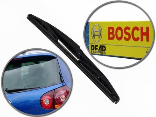 Toyota Aygo à partir de 2014 Bosch Vitre Arrière Essuie-Glace Lame H309