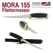 Mora Messer Fishing Comfort Fillet 155 Schwedenstahl Filetiermesser flexibel