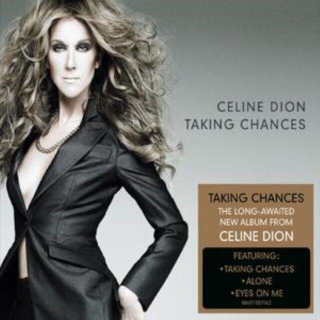 Dion, Céline Dion - Taking Chances Nouveau CD