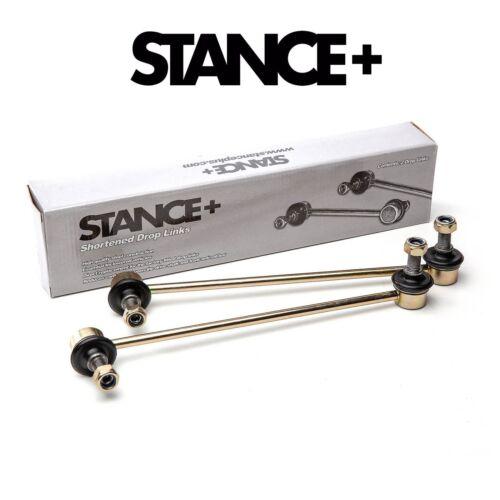 Stance+ Short//Shortened Front Drop Links 260mm M12x1.5 DL53 Leon Cupra R