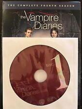 The Vampire Diaries - Season 4, Disc 1 REPLACEMENT DISC (not full season)