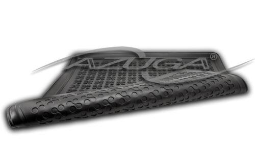 Premium anti goma antideslizante-tapiz para bañera Fiat 500x a partir de 2015 alfombrilla de maletero