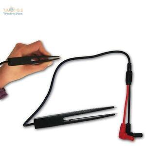 test pinzette f smd leds bauteile mit kabel stecker ebay. Black Bedroom Furniture Sets. Home Design Ideas
