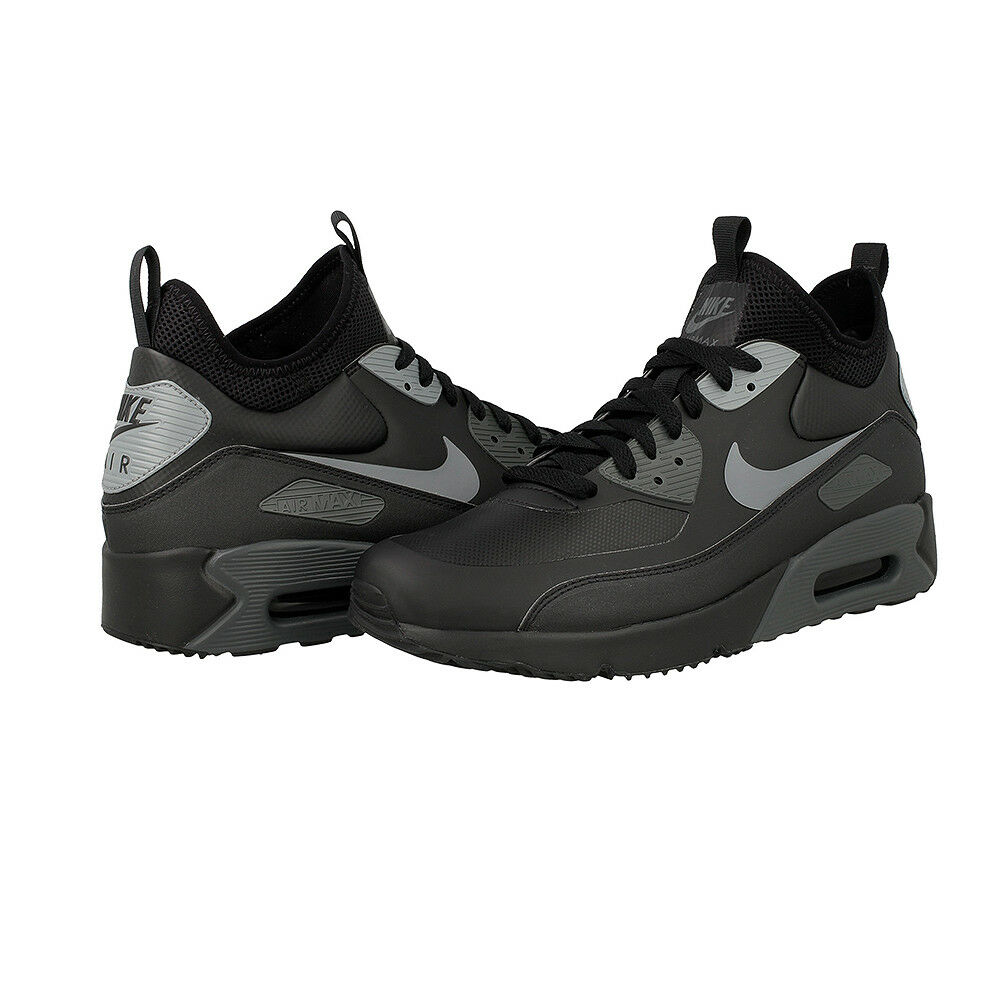 Nike Nike Nike air max 90 ultra winter schwarz 924458-002 100% authentische ds vergangenen n 2649dd