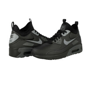 551f15c362 Nike Air Max 90 Ultra Mid Winter Black 924458-002 100%AUTHENTIC LAST ...
