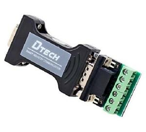 Details about Dtech Rs232 To Rs485 / Rs422 Serial Communication Data  Converter Adapter Mini-Si