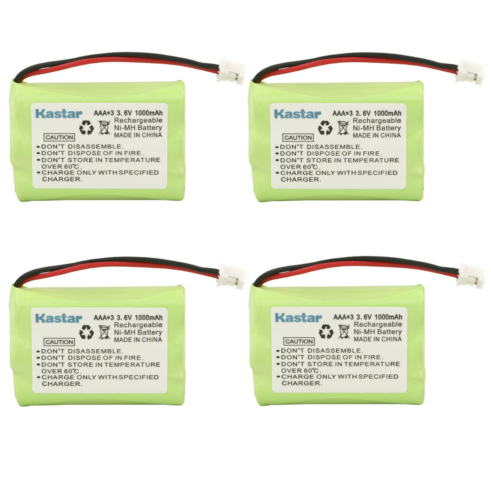 3SN-AAA75H-S-JP2 BATT-2795 Battery for Graco iMonitor Vibe and Evenflo Whisper