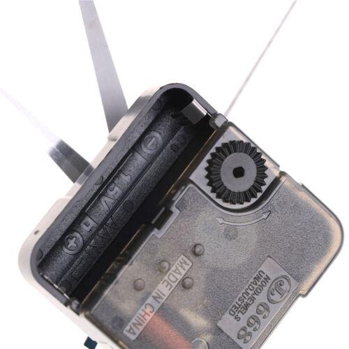 White Spindle Hands Quartz Clock Movement Mechanism DIY Repair Tool Craft XZ