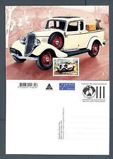AUSTRALIA - 1997 - CARTOLINA - PA - 45c - Classics Cars. FORD COUPE UTILITY 1934