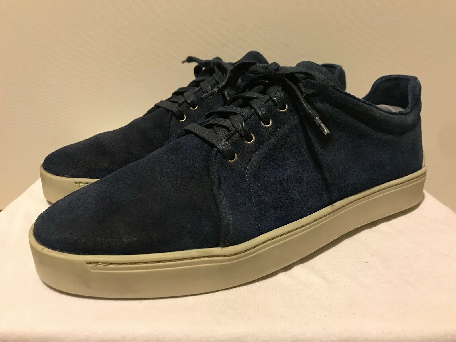 Rag & Bone Navy bluee Suede Sneakers Size 12