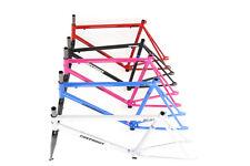 Fester gang fahrrad rahmen,Einzel geschwindigkeit Fahrrad Rahmen,Zehn Stahl,
