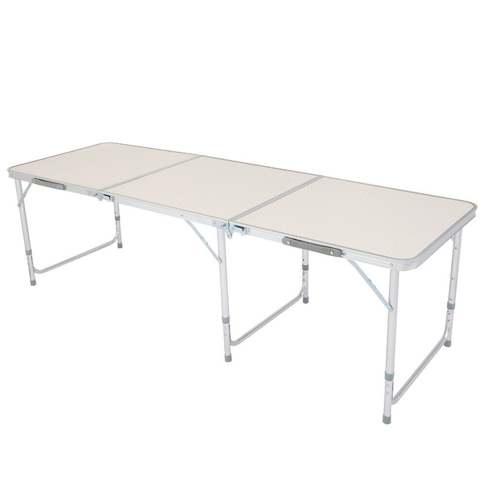 - Lifetime 80423 2.7 FT 0.83 M Round Folding Table - White For Sale Online  EBay