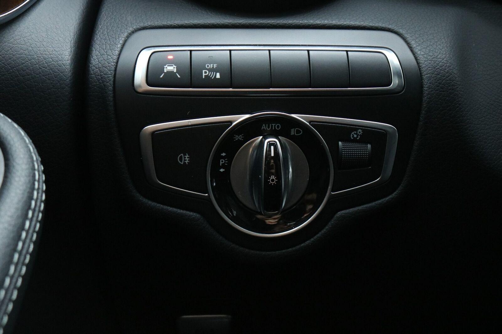 Mercedes GLC220 d AMG Line aut. 4-M Van