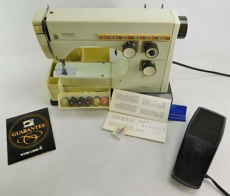 Husqvarna Viking Sewing Machine Serie 6000 Model 6430 Parts OEM
