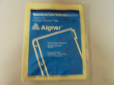 Aigner Standard Line Indexes/Ring Binder 1 set 11x8.5 Insertable Rip-Proof Tabs