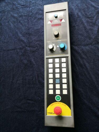 Lantech Control Panel Keyboard