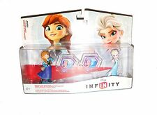 Disney Infinity Frozen Toy Box Set Discs Anna and Elsa New In Box - NIB NWT