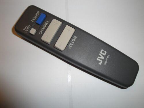 RM-C151 JVC Basic TV Remote AV35BX3 AV32BX3 will work on most 1990s-early 2000s