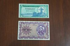 MPC Series 681 Lot Military Currency