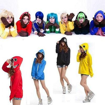 Vocaloid Matryoshka miku Len Rin Gumi Cosplay Costume ,Coat Hooded Jacket