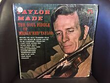 Taylor Made Soul Fiddle of LP 1975 VG+ In Shrink Top Hit: Whispering Hope