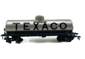 Vintage-HO-Scale-Texaco-TCX-9355-Single-Dome-Tank-Zug-Auto-Eisenbahn-Tyco