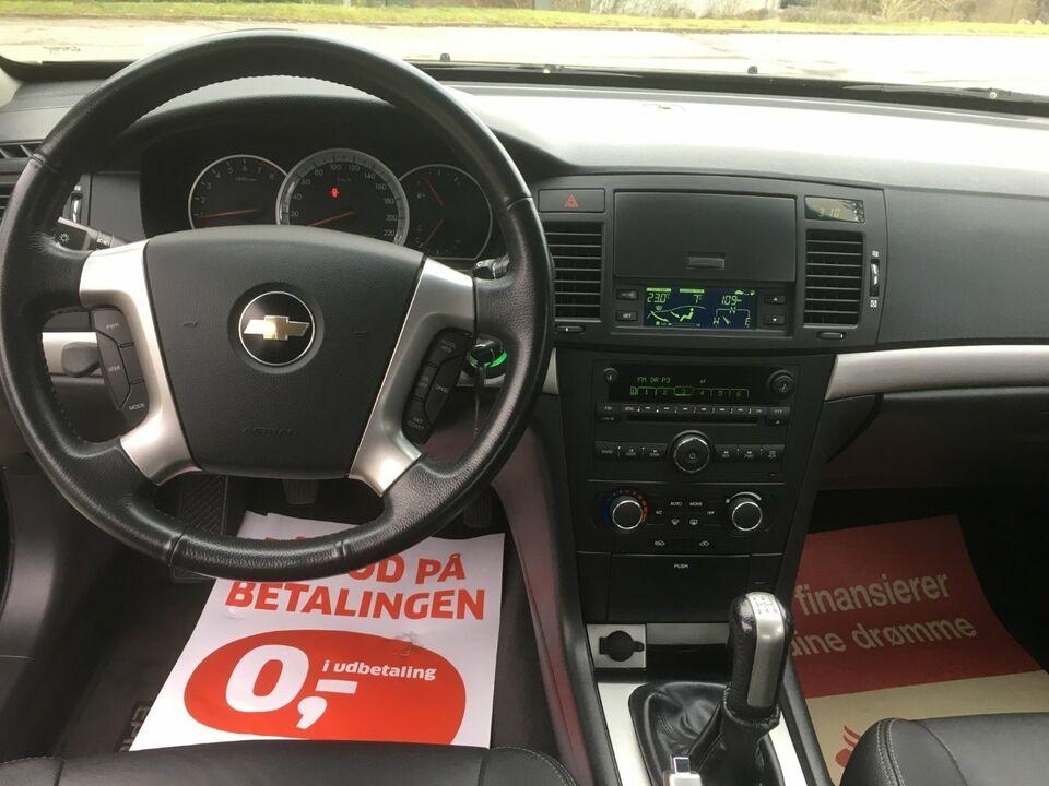 Chevrolet Epica 2,0 LT Benzin modelår 2008 km 193000