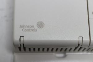 JOHNSON-CONTROLS - TE-67NP-0N00 1K NICKEL WHITE PHONE JACK