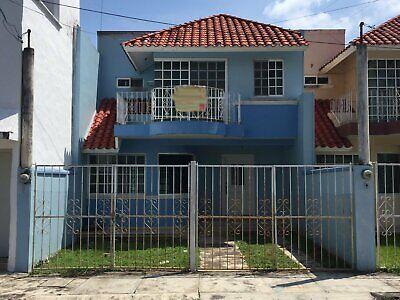 CASA EN RENTA 3 RECAMARAS EN GRACIANO SANCHEZ BOCA DEL RIO
