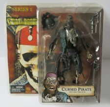 Pirates of The Caribbean Series 1 Skeleton Pirate 7in Action Figure NECA Toys