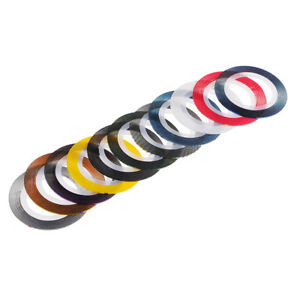 11-Couleurs-Couleurs-Melangees-Rouleaux-Nail-Art-Striping-Tape-Ligne-Nail