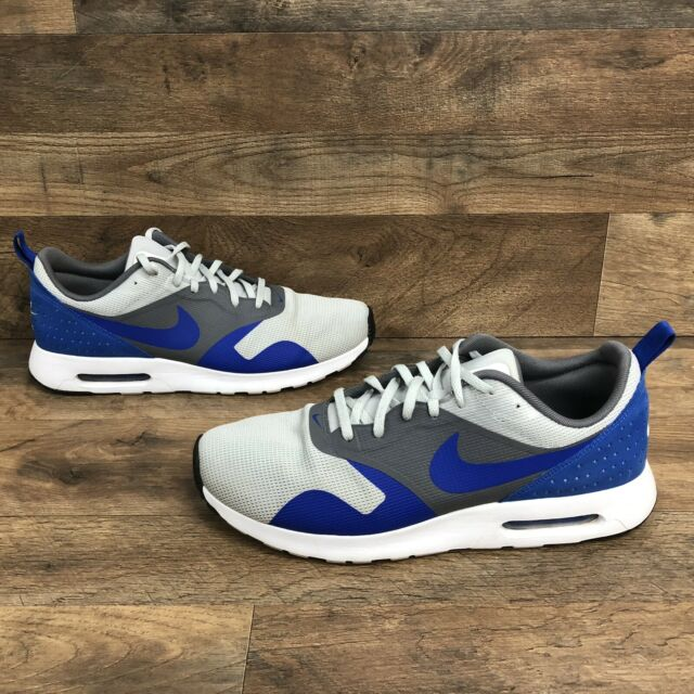 Nike Air Max Tavas Men's Running Shoes Gray 705149-014 Athletic Shoes Size 12