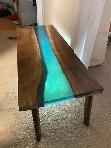 Epoxy-River-Table-Top-Black-Walnut-Handmade