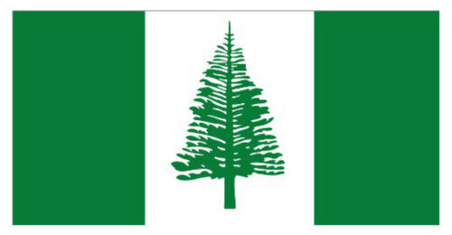 Another Quality product from klicnow NORFOLK ISLAND FLAG 5FT X 3FT