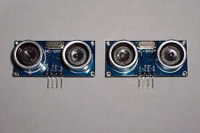 2 Pcs Hc 1 Pc Arduinosr 04ultrasonic Distance Measuring Sensor Modulenew
