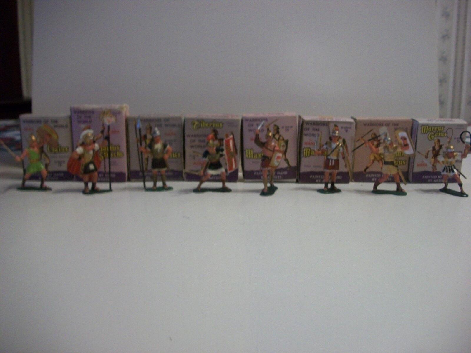 Marx mundo Warrior, Roman 8 cajas de tarjetas ¡Marx mundo Warrior, Roman 8 cajas de tarjetas