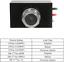 Outdoor Hard-Wired Post Eye Light Control with Photocell Light Sensor 120-277VA