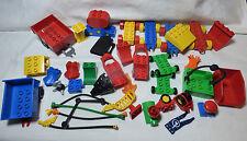 Lego Duplo  konvolut - Ersatzteile Zubehör Anhänger Eisenbahn