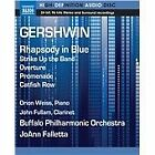 George Gershwin - Gershwin: Rhapsody in Blue; Strike up the Band Overture; Promenade; Catfish Row (2013)
