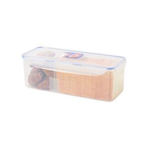 LOCK LOCK Airtight Rectangular Food Storage Container with Divider