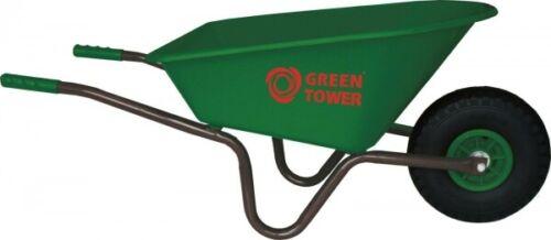 Kinderschubkarren Maxi grün Kinder Schubkarre 20 L Fassung Stahlgestell H3015