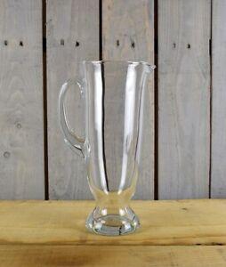 Glass-Jug-Pitcher-Water-Wine-Juice-Cocktail-1500-ml-Tall-29-cm