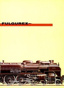 Folding-FULGUREX-Condition-Superb-Abstract-of-The-Brand-Rare