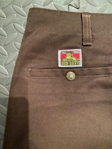 Vintage Ben Davis Work Wear Pants Brown 33 x 29 Ma