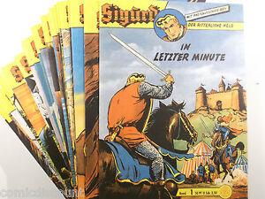 AUSWAHL-SIGURD-Heft-Nr-1-217-Hethke-ab-1993-Gb-Lehning-Nachdruck-Z-1