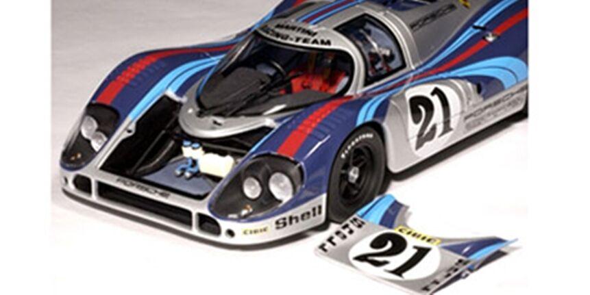 Porsche 917 l le mans martini racing racing racing larrousse Elford  21 1971 sp Autoart 1 18 8310f0