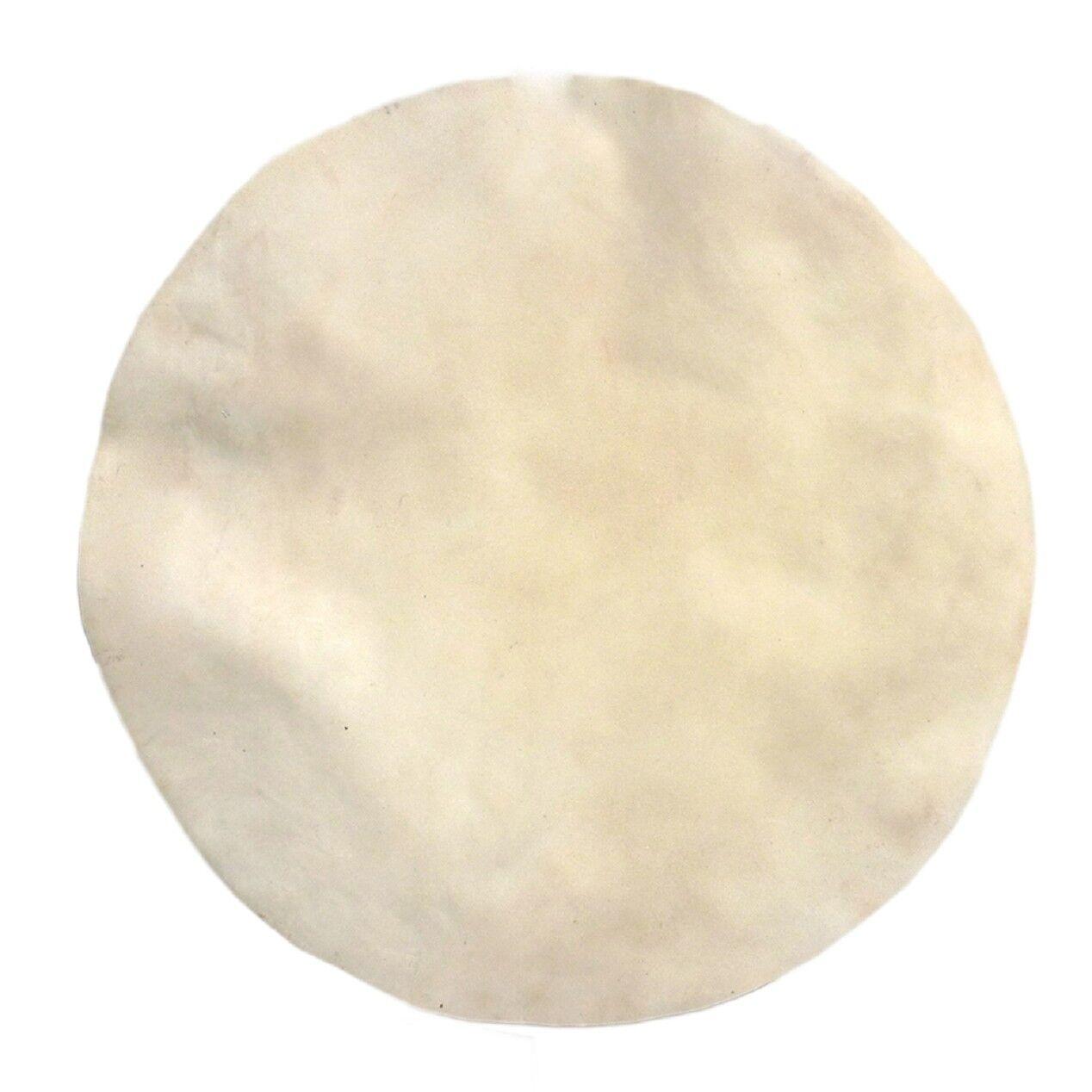 MRC 30 inch Diameter Weiß Calfskin Drum Head 3 mil = Ultra Thin