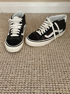 Vans-mid-old-skool-37-size-8-black-white