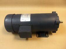 New Leeson C4d17fk10c Dc Magnet Motor Zls56c Frame 1750rpm 15hp 180v 76a